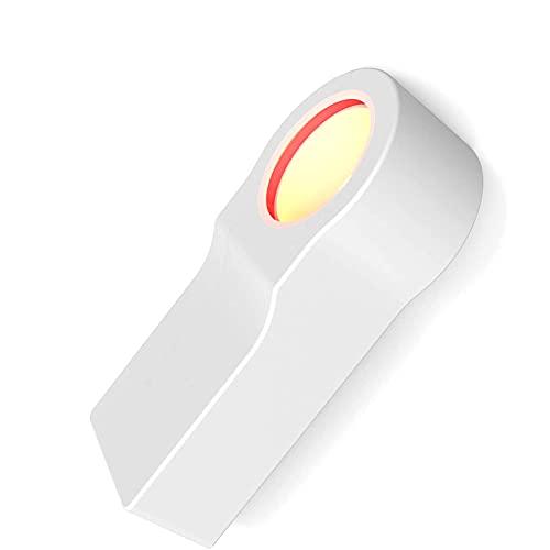 Joyfitness Vene Scanner Handhold Venenbeleuchtungsdetektor, Tragbare Rote LED-Taschenlampe...