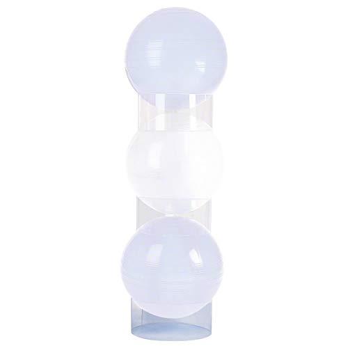 Sport-Tec Stapelhilfe für Gymnastikbälle Ballschale Ball Schale Gymnastikball Sitzball