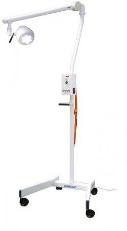 Daray LED-Untersuchungsleuchte, variable Intensität, mobiler Ständer (X400LM)