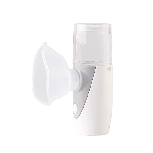 Mikro-Mesh-Zerstäuber Gesundheit Handheld Tragbarer Automatischer Inhalationsvernebler Leiser...