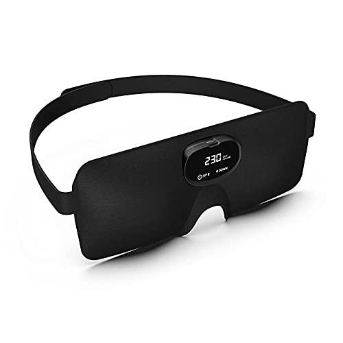 Augenmaske Electric Intelligent Massagegerät Assisted Sleep Shading Augenmaske