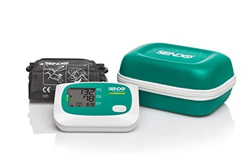 Sendo Advance 3 Oberarm-Blutdruckmessgerät die neue HIRA Technologie entdeckt Schwankungen im...