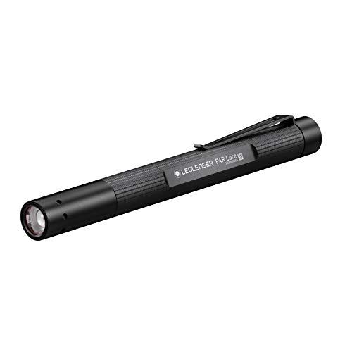 Ledlenser, P4R Core, LED Taschenlampe, Stifttaschenlampe, mit Akku, wiederaufladbar, 200 Lumen,...