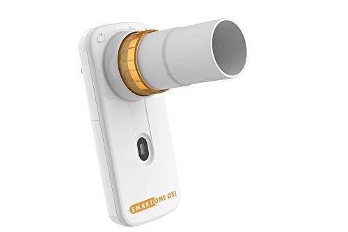 MIR SMART ONE OXI | Oximeter und Spirometer für den persönlichen Gebrauch | SpO2, BPM,...