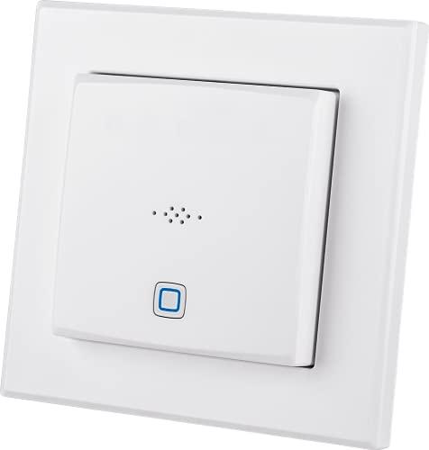 Homematic IP Smart Home CO2-Luftgütesensor, Raumklimaregler, 230V, 155592A0
