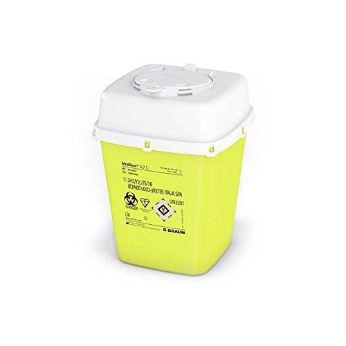 MEDIBOX Entsorgungsbehälter 5,7 l