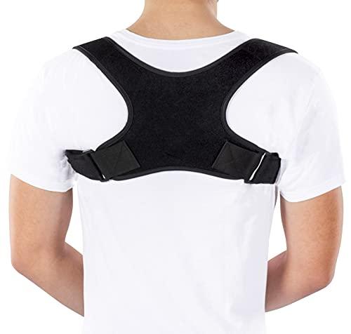 Rückenstütze für eine bessere Haltung   Geradehalter & Haltungskorrektur   Universal einstellbar...