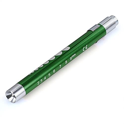 Diagnostikleuchte Pupillenleuchte Medizinische Penlight Wiederverwendbare Augenlampe Stiftlampe...