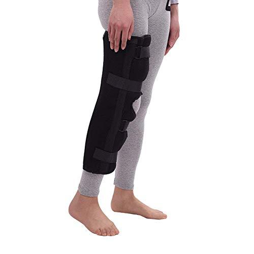 KAUTO Leiter Universal Hinged Knee Brace, Verstellbarer Beinstabilisator nach OP Recovery...