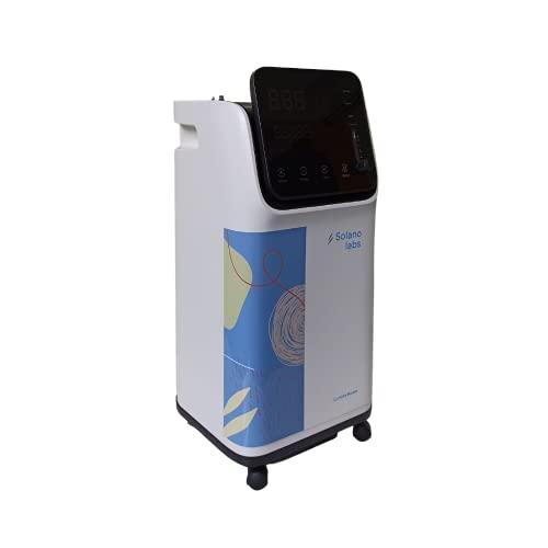 Tragbarer, Mobiler Sauerstoffkonzentrator, Medizinisch Sauerstoffgenerator,...