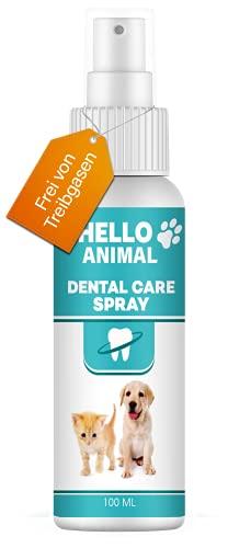 NEU: HelloAnimal® DENTAL Spray für Hunde und Katzen – Zahnsteinentferner auch für...