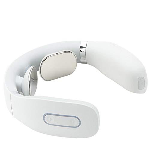 G-FLOOR-MAT 2020 Bestes Nackenmassagegerät, Elektromagnetisches Puls-Nackenmassagegerät Mit Hitze,...