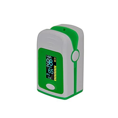 XJZHANG Tragbare Fingerspitzensättigungsmonitore Für Zuhause, Sauerstoff-Finger-Pulsoximeter Für...