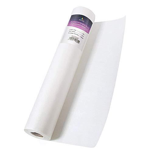 Tritart Transparentpapier Rolle 40cm x 50m 50g/m   Skizzenpapier Rolle