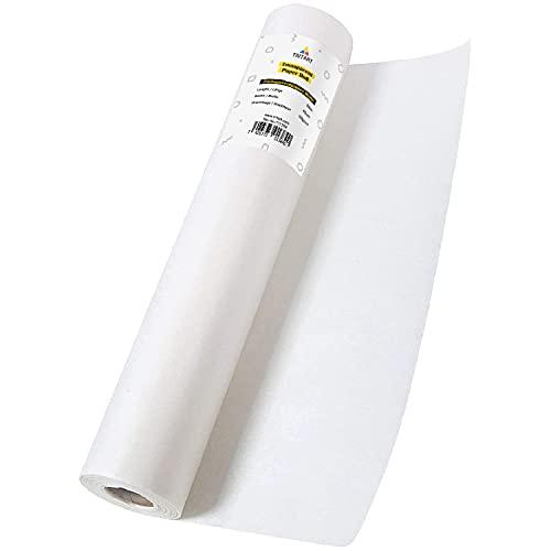 Tritart Transparentpapier Rolle 40cm x 50m 100g/m   Skizzenpapier Rolle   Schnittmusterpapier Rolle...