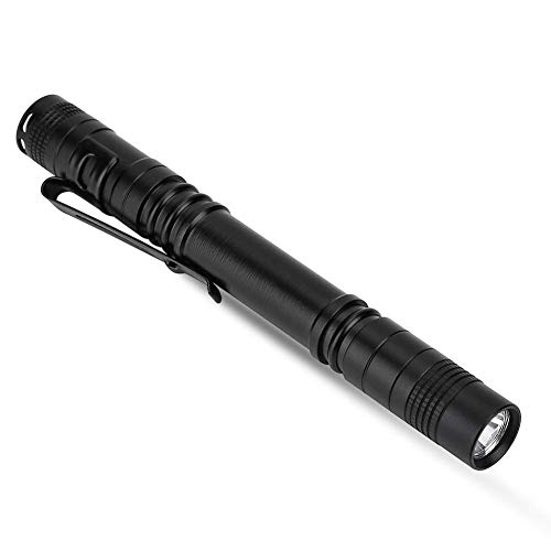 Tbest Stiftlampe led, LED Pen Light Penlight Taschenlampe, 2pcs 1200 Lumen Sehr hell Stiftlicht Mini...