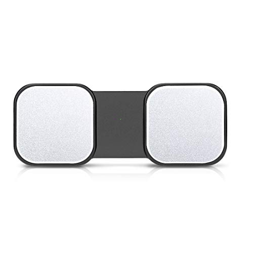 EKG Geräte SnapECG EKG Monitor - Herzfrequenzmesser für Smartphones Bluetooth EKG-Geräte Tragbare...