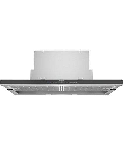 Siemens LI99SA683 iQ700 Dunstabzugshaube / 89.8 cm / Luftgütesensor / LED-Beleuchtung / Extrem...