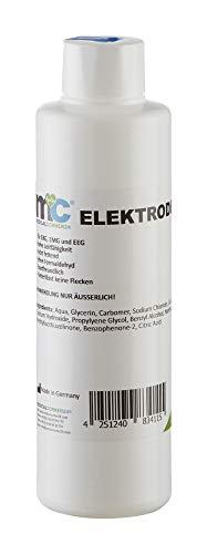 MC24 Elektrodengel, für EKG, EMG, EEG, Kontakt- und Gleitgel, 250 ml