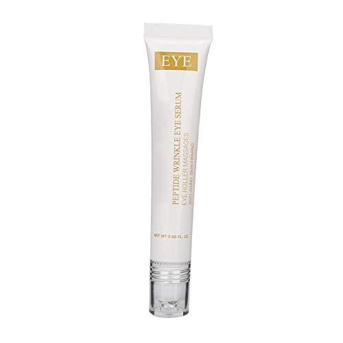 20 g Unter Augen Creme mit Massagerolle, Hyaluronsäure Augencreme Anti Falten...