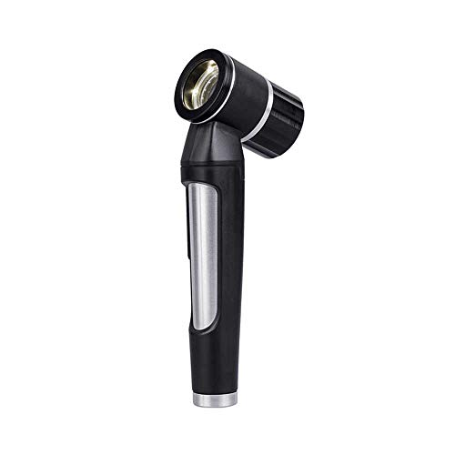 Luxamed LuxaScope Dermatoskop Hautlupe Dermatologie LED 2.5V Kontaktscheibe ohne Skala