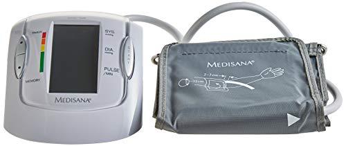 Medisana MTP Pro Oberarm-Blutdruckmessgerät ohne Kabel, Arrhythmie-Anzeige, WHO-Ampel-Farbskala,...