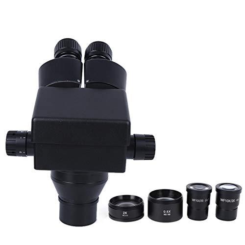 Stereo-Mikroskop Hochauflösende, langlebige, professionelle Laborgeräte 7X-45X für die Industrie...