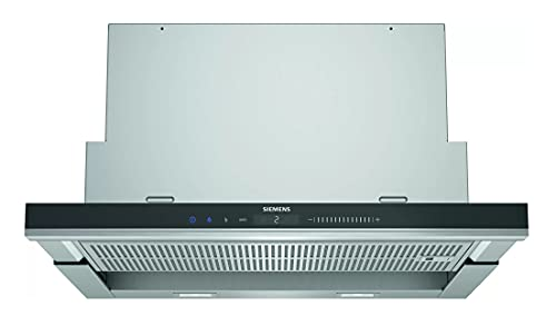 Siemens LI69SA684 iQ700 Flachschirmhaube / Luftgütesensor / LED-Beleuchtung / iQ Drive Motor