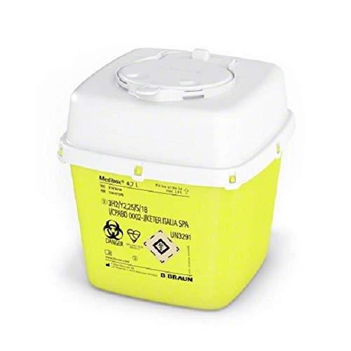 MEDIBOX Entsorgungsbehälter 4,7 l,1St
