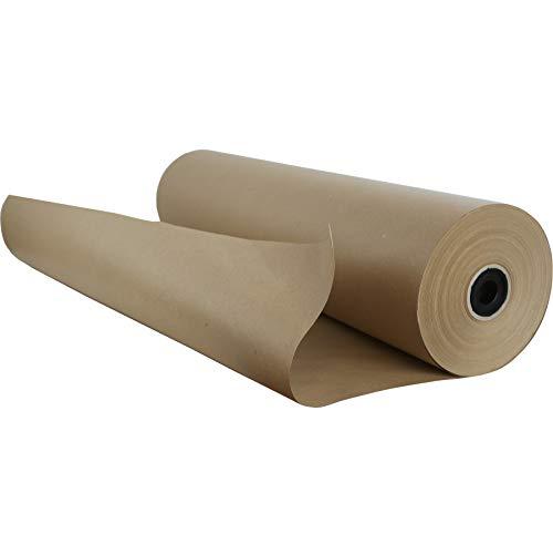 1 Rolle Natronpackpapier 75cm   15kg/Rolle   70g/m²   Einschlagpapier