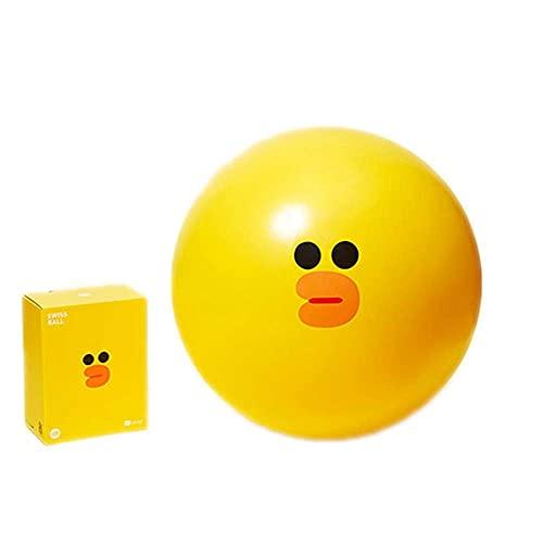 WDX- Süße Stil verdickte explosionsgeschützte hüpfte Kugel mädchen fitnessgeräte Yoga Ball...