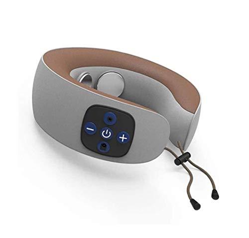 ZOUSHUAIDEDIAN Nackenmassagegerät, tragbare Nackenmassagegerät, elektrischer Impuls Tiefgewebe...