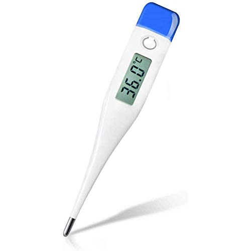 Ossky Basalthermometer, präzise und schnelle Messungen mit Fieberanzeige, Unterarm-Thermometer für...