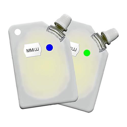 Fake Urin 2 x 30ml - 100% safe, synthetisch, rein - Mit Schraubverschluss - TOP!