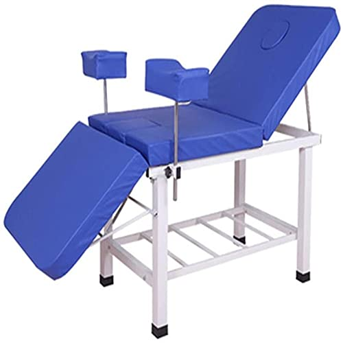 LLII blueFaltende medizinische Behandlungsbett, einstellbare Untersuchungstisch medizinisch...