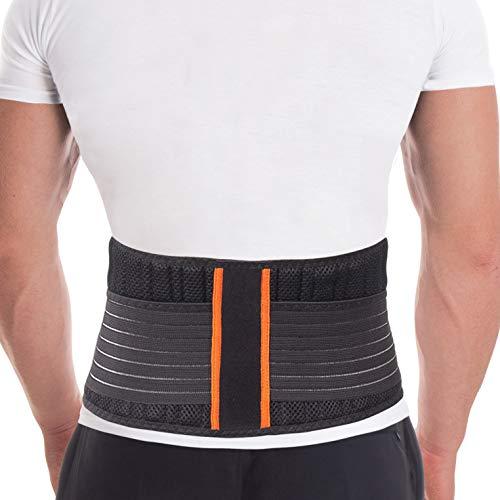 Rückenstützgürtel Rückengurt mit Stabilisierungsstäben zur Schmerzreduktion und...