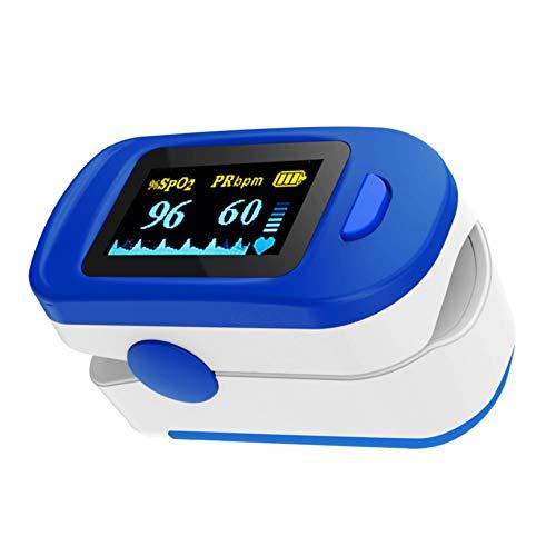 ViATOM Fingerspitzen-Pulsoximeter, Schlaf-Monitor, Sp-O2 und Herzfrequenz-Monitor für Erwachsene...