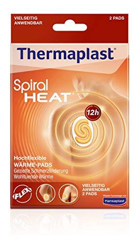 Thermaplast Spiral HEAT Wärmepflaster für flexible Anwendungen, Wärmetherapie bei verspannten und...