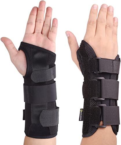 DISUPPO Handgelenkbandage Handbandage - Ideal für Verstauchungen beim Sport und...