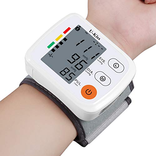 U-KISS Handgelenk-Blutdruckmessgerät, genaues automatisches digitales...