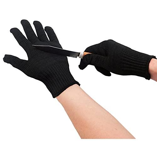 FUFU Fäustlinge Gartenarbeitshandschuhe, Schneideständige Handschuhe, Verschleißfeste Und...