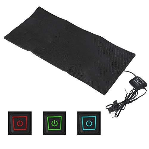 Heizkissen, verstellbare faltbare Haustierbettheizung mit USB-Schnittstelle zum Erwärmen der...