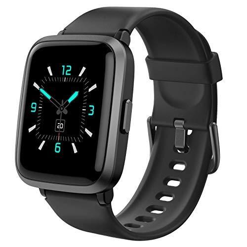 AIKELA Smartwatch, Fitnessuhr mit Pulsoximeter ,Fitness Tracker mit Pulsuhr,Blutdruck...