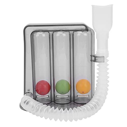 Übungsgerät für Tiefe Atmung, Drei-Kugel-Trainingsgerät für die Vitalkapazität,...