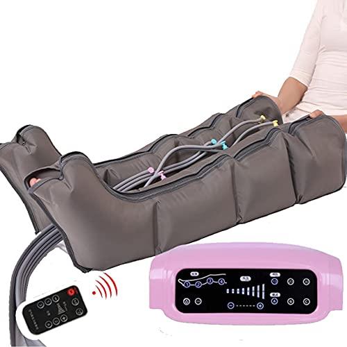 BDRSLX Home Kompressionsmassagegerät,Kalb-Massager mit Touch-Taste,8-Gang-Regulierung,30 Minuten...
