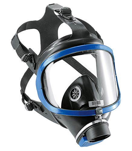 Dräger X-plore 6300 Quality full-face respirator mask with standard thread Rd40 connection for...