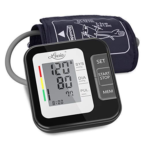 Digitales Automatisches Blutdruckmessgerät für Oberarm - Blutdruck messgeräte für Blutdruck und...