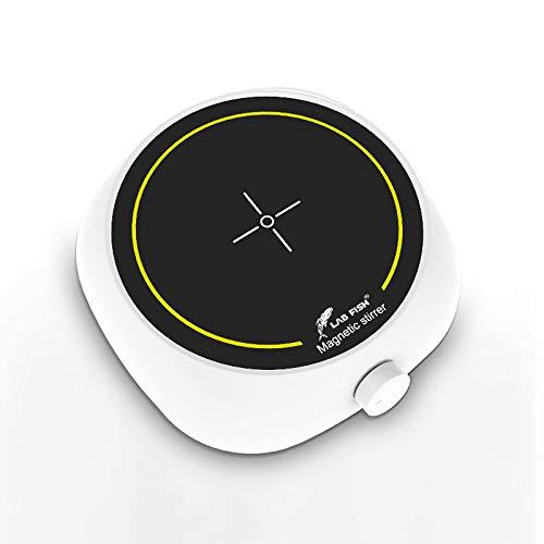 Magnetrührer Magnetic Stirrer mit Rührstab Rührplatte mit variabler Geschwindigkeit für Milch  ...