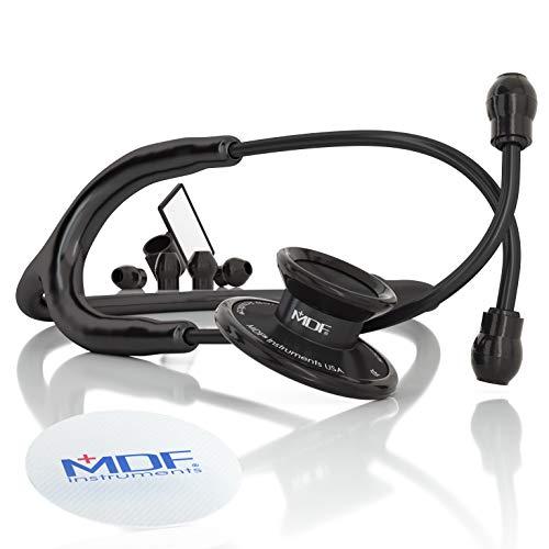 MDF® Acoustica® luxuriöses, leichtes Zweikopf-Stethoskop -Gratis-Parts-for-Life &...
