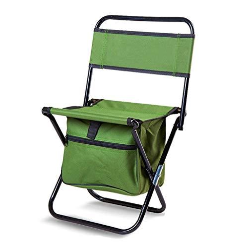 HLR Deckchairs Falten Campingstühle Mit Tragetasche Kompakt Leichtgewicht Im Freien Tragbar Fischen...